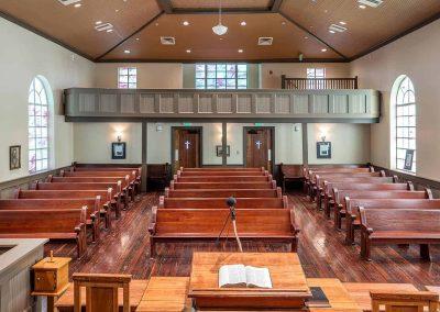 Bethel Baptist Church Interior